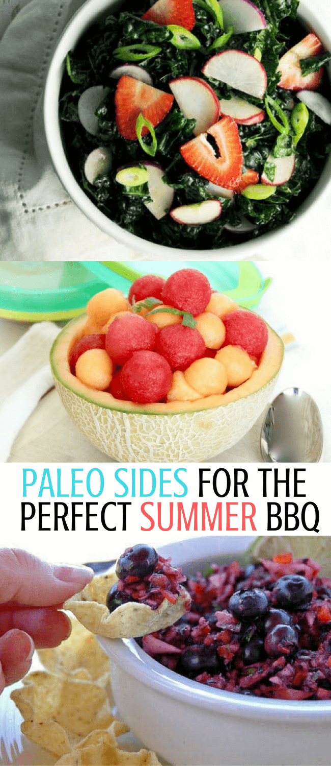 Paleo Sides for the Perfect Summer Cookout   Personally Paleo