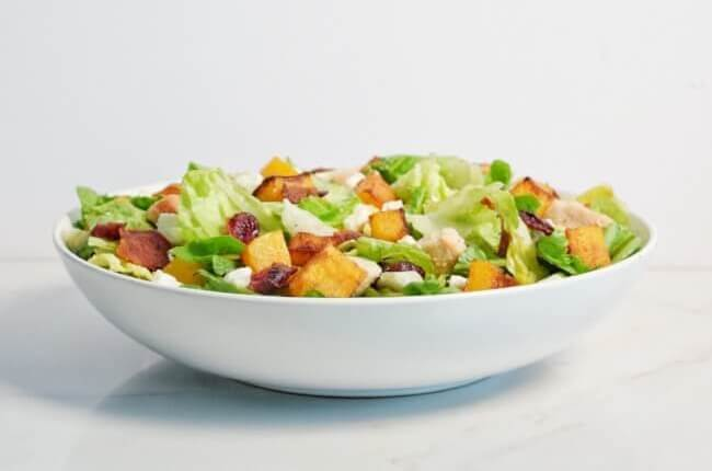 Autumn Squash Salad