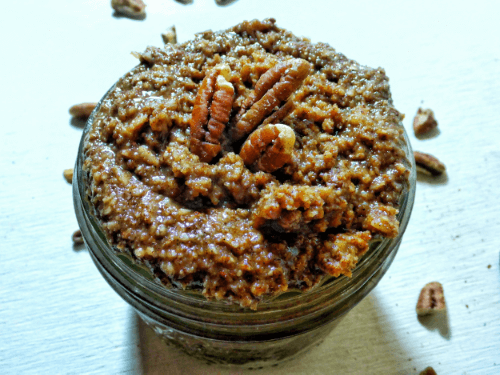 Cinnamon Coconut Pecan Butter | Personally Paleo
