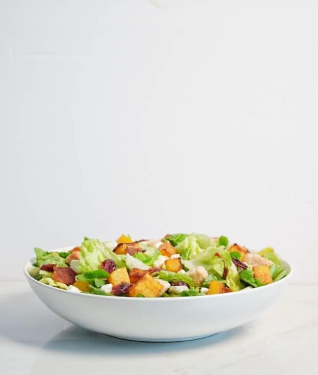Clean Eating Autumn Squash Salad (Gluten Free, Grain Free)   Personally Paleo