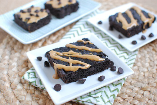 Gluten-Free Sweet Potato Brownies | The Lean Green Bean