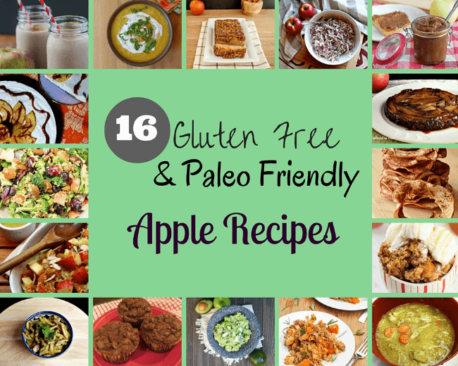 Round-Up: 16 Gluten Free & Paleo Friendly Apple Dishes | Personally Paleo