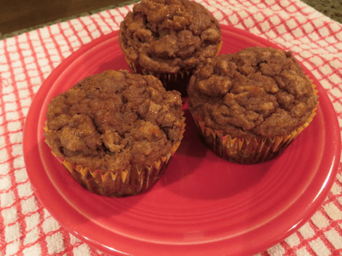 Applesauce Muffins | Tomatoes for Cucumbers