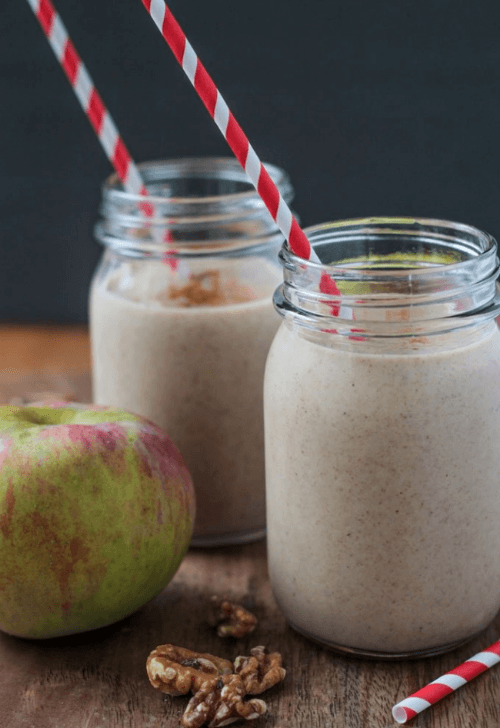Apple Pie Smoothie | Veggie Inspired Journey
