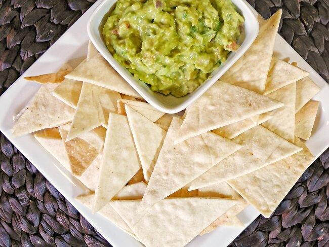 Grain Free Tortilla Chips | Personally Paleo