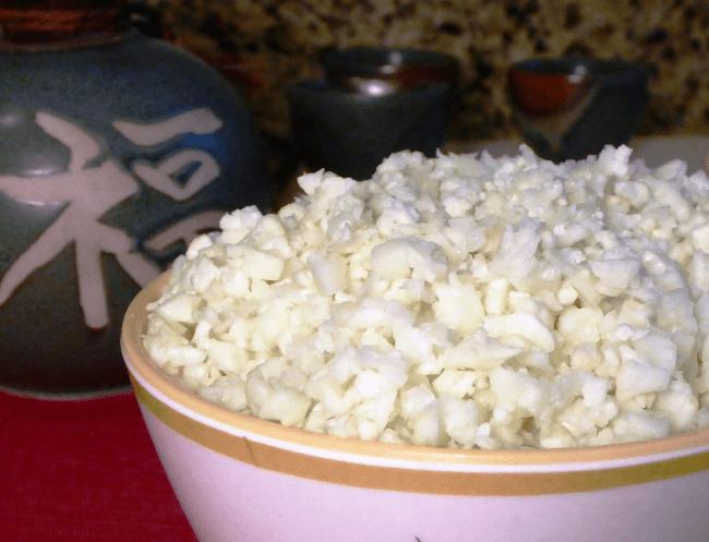 Whole30 Cauliflower Rice   Personally Paleo