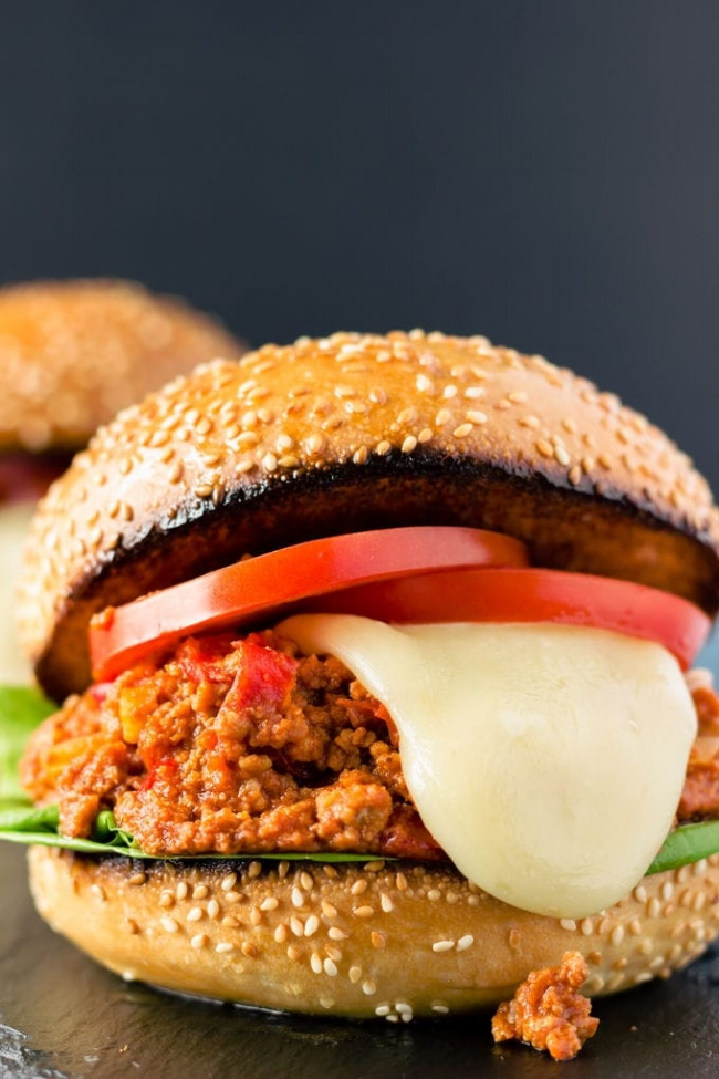 Paleo Sloppy Joes| One Clever Chef