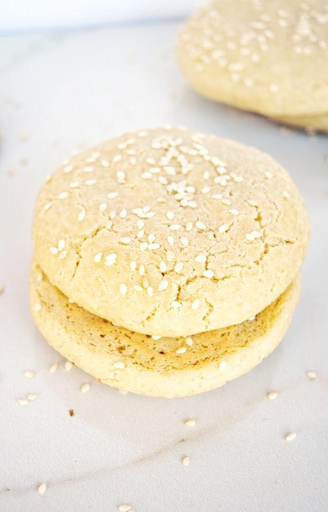 Grain Free Sandwich Buns | Personally Paleo