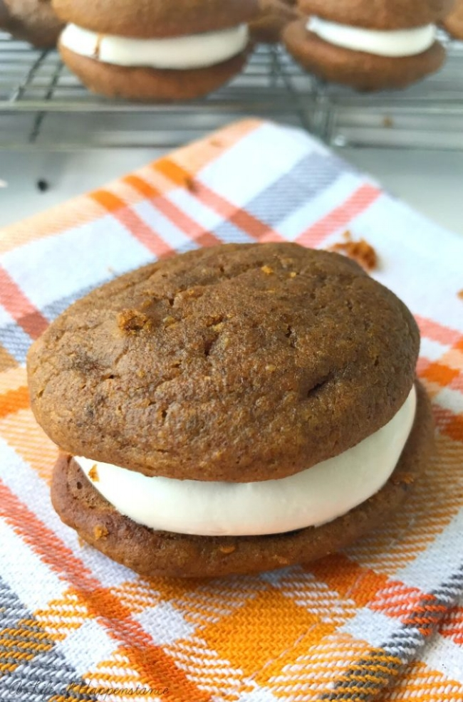 Pumpkin Whoopie Pies (SCD and Paleo) | A Life of Happenstance