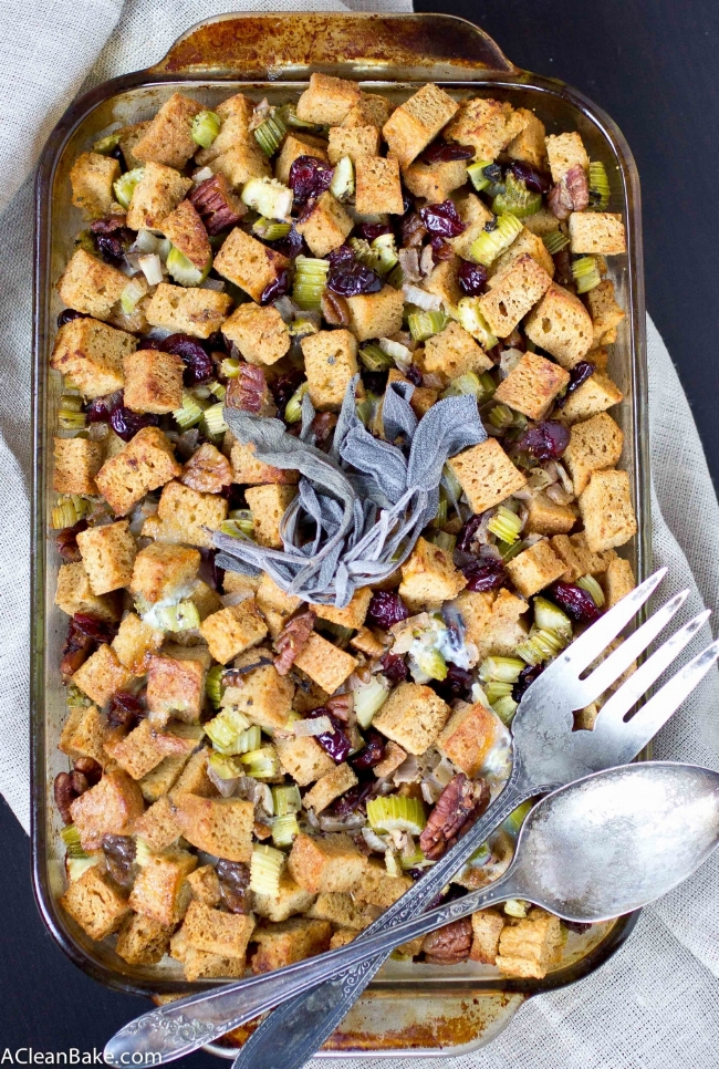 Grain Free Stuffing | A Clean Bake