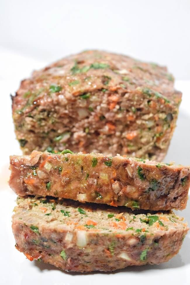 Two-Meat Loaf   Personally Paleo