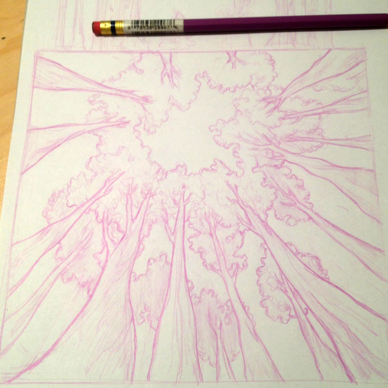 contenta con el resultado a lápiz! :D