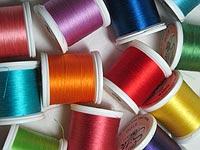 YLI Silk Thread for Applique
