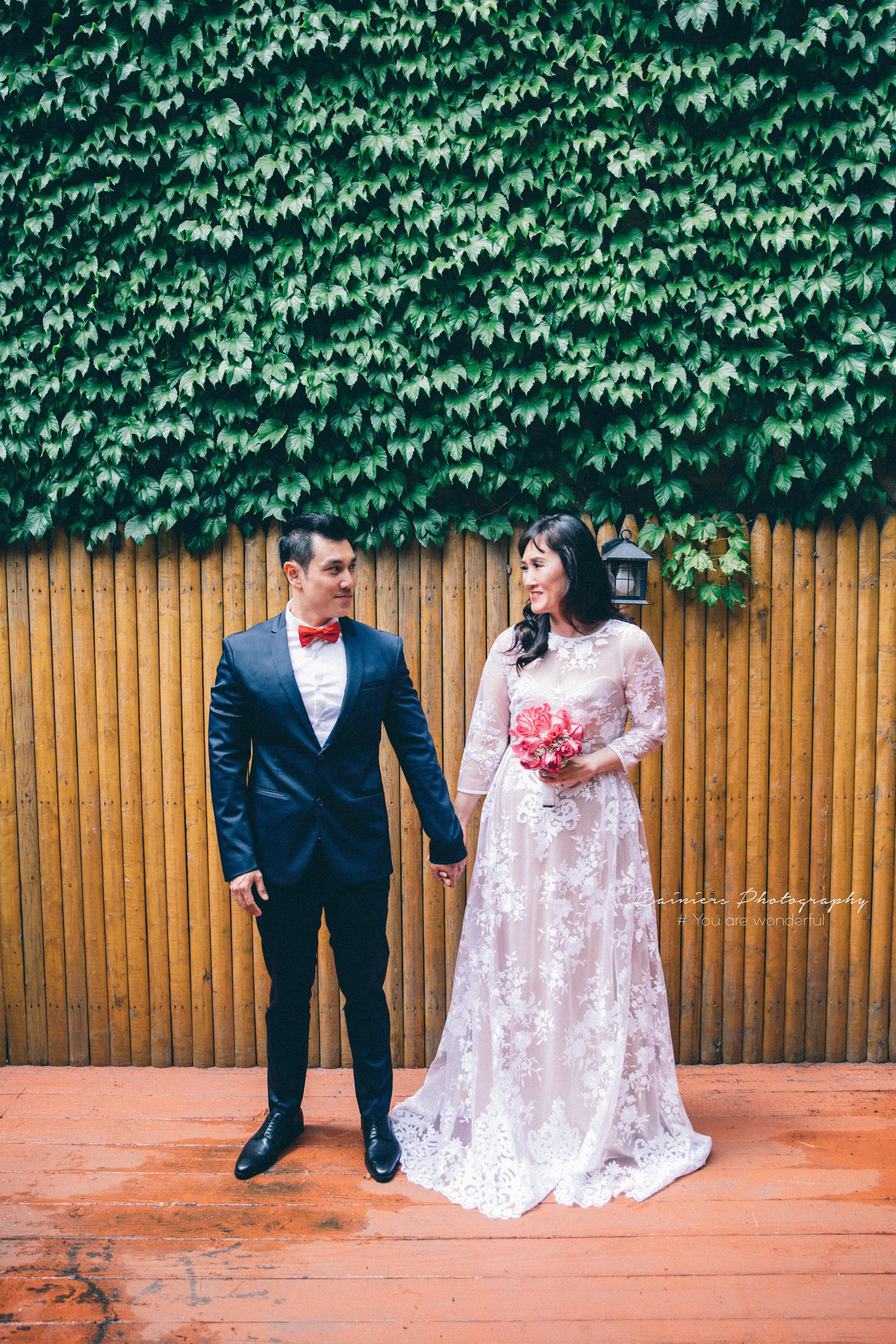 Mary & Romeo - Wedding
