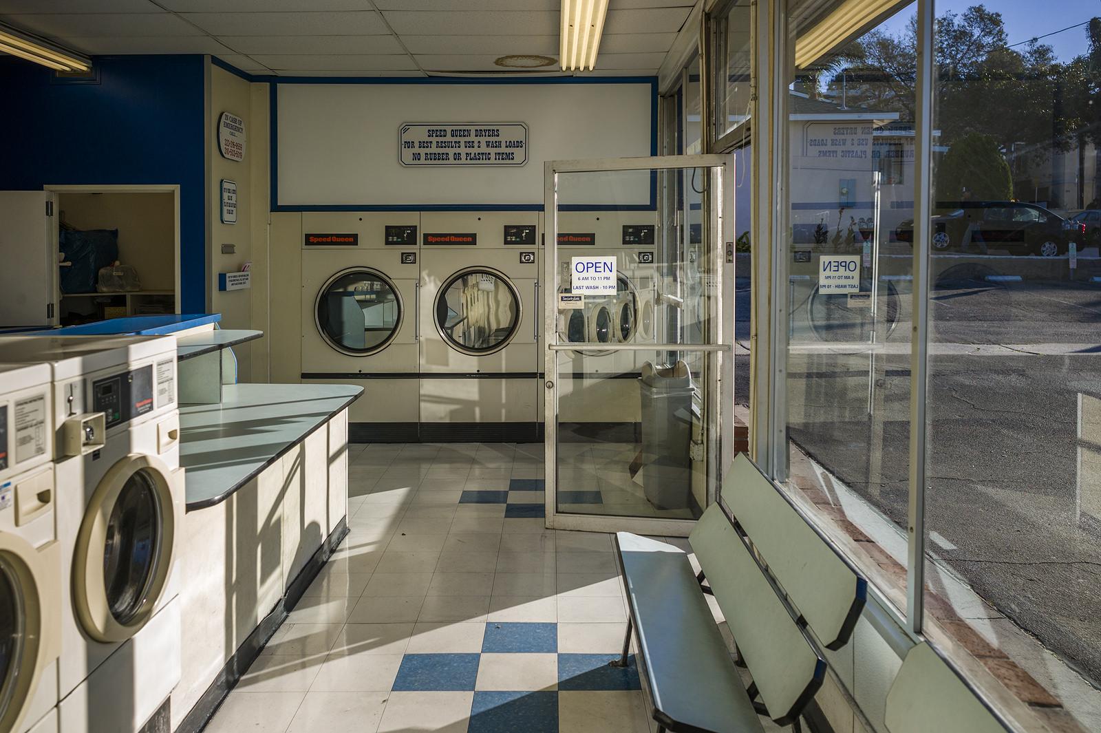 Laundromat, Manhattan Beach, CA