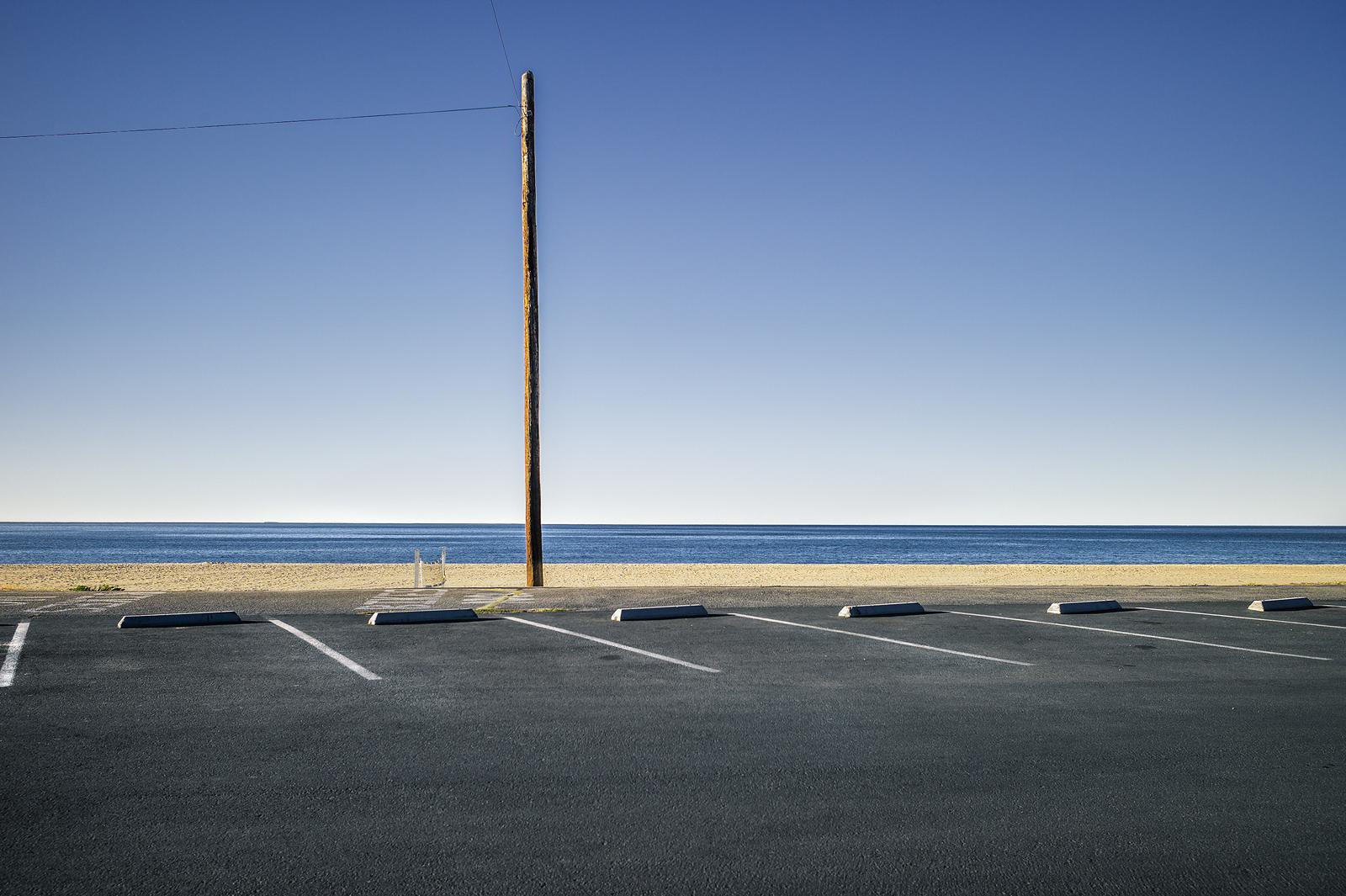 Beach Parking, Santa Monica, CA