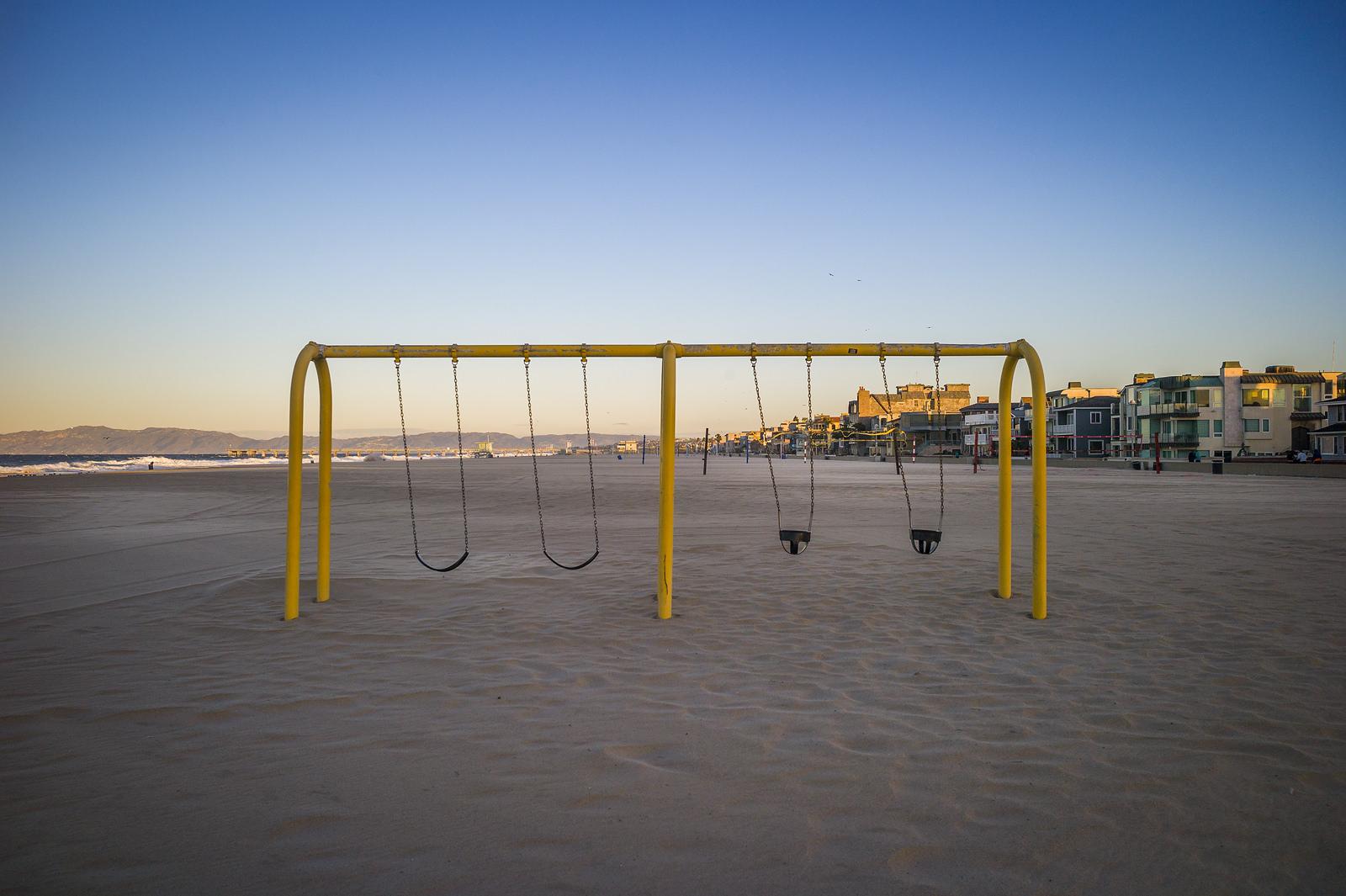 Ghost Beach, CA