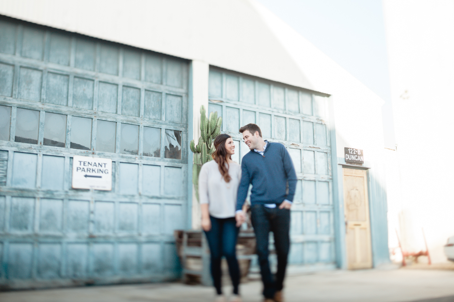 creative santa barbara engagement photography