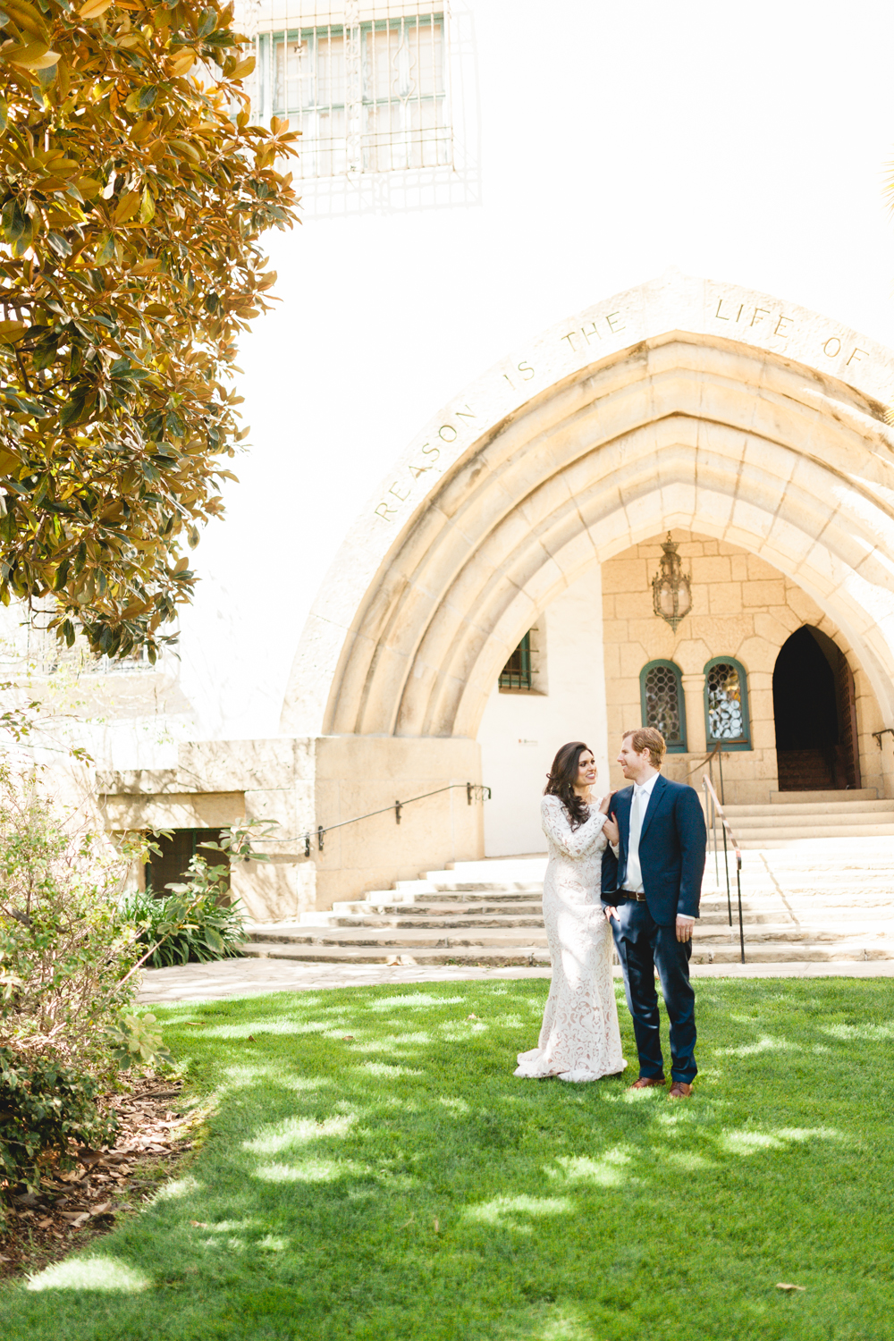santa barbara wedding photography bride and groom portraits