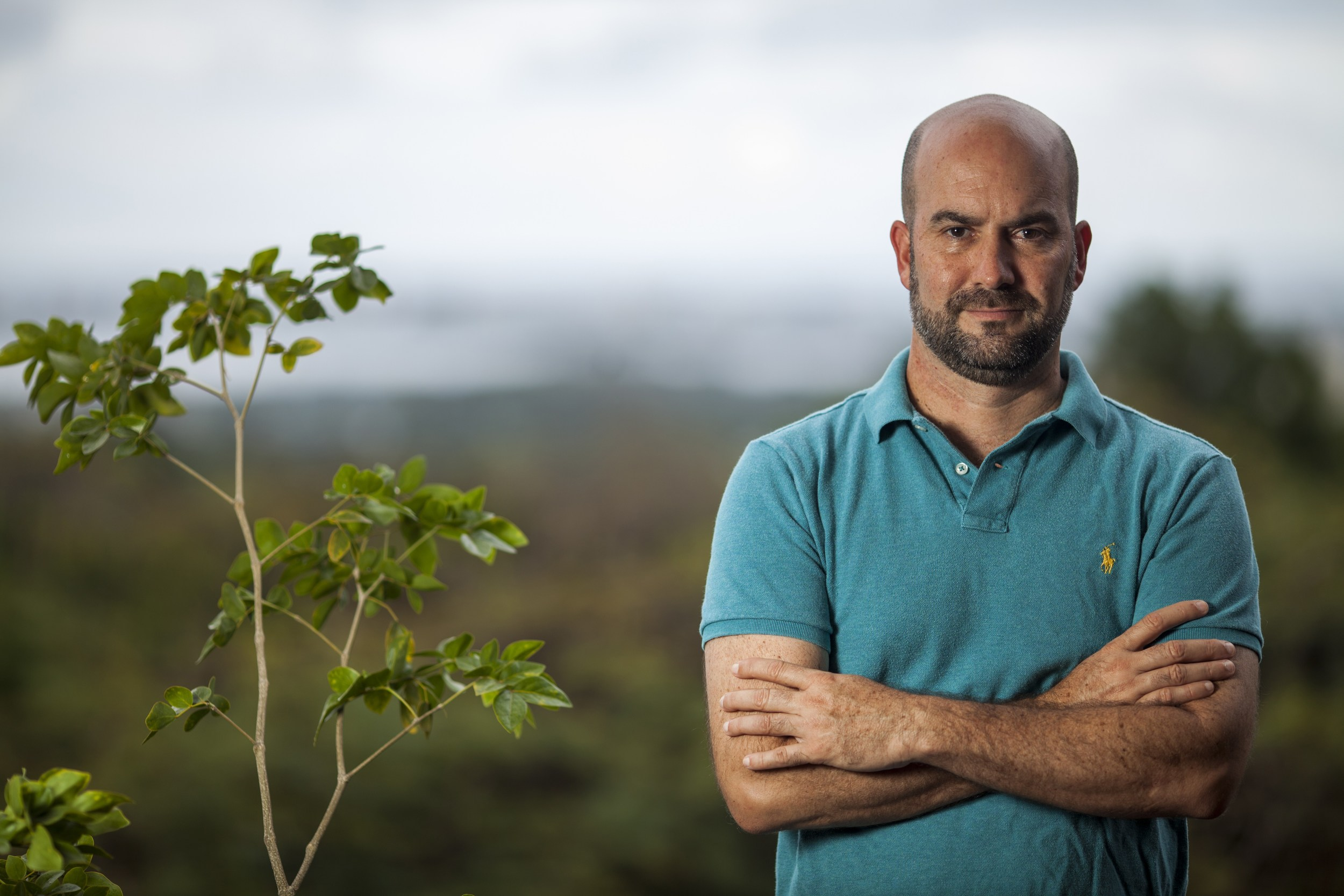 Luis Jorge Rivera Herrera helped lead a successful campaign to establish a nature reserve in Puerto Rico's Northeast Ecological Corridor—an important nesting ground for the endangered leatherback sea turtle—and protect the island's natural heritage from harmful development.