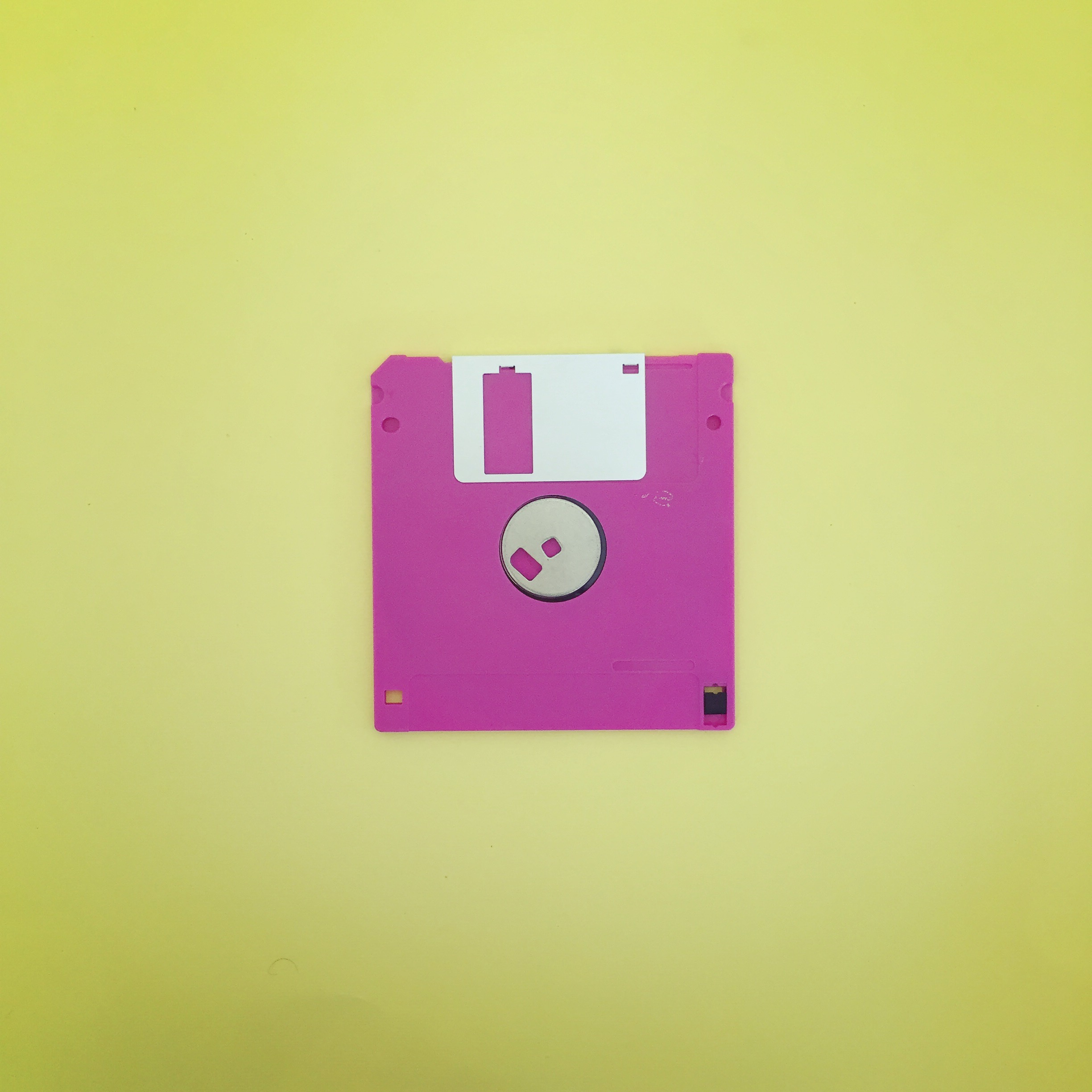 Tinker Friday Floppy Disk