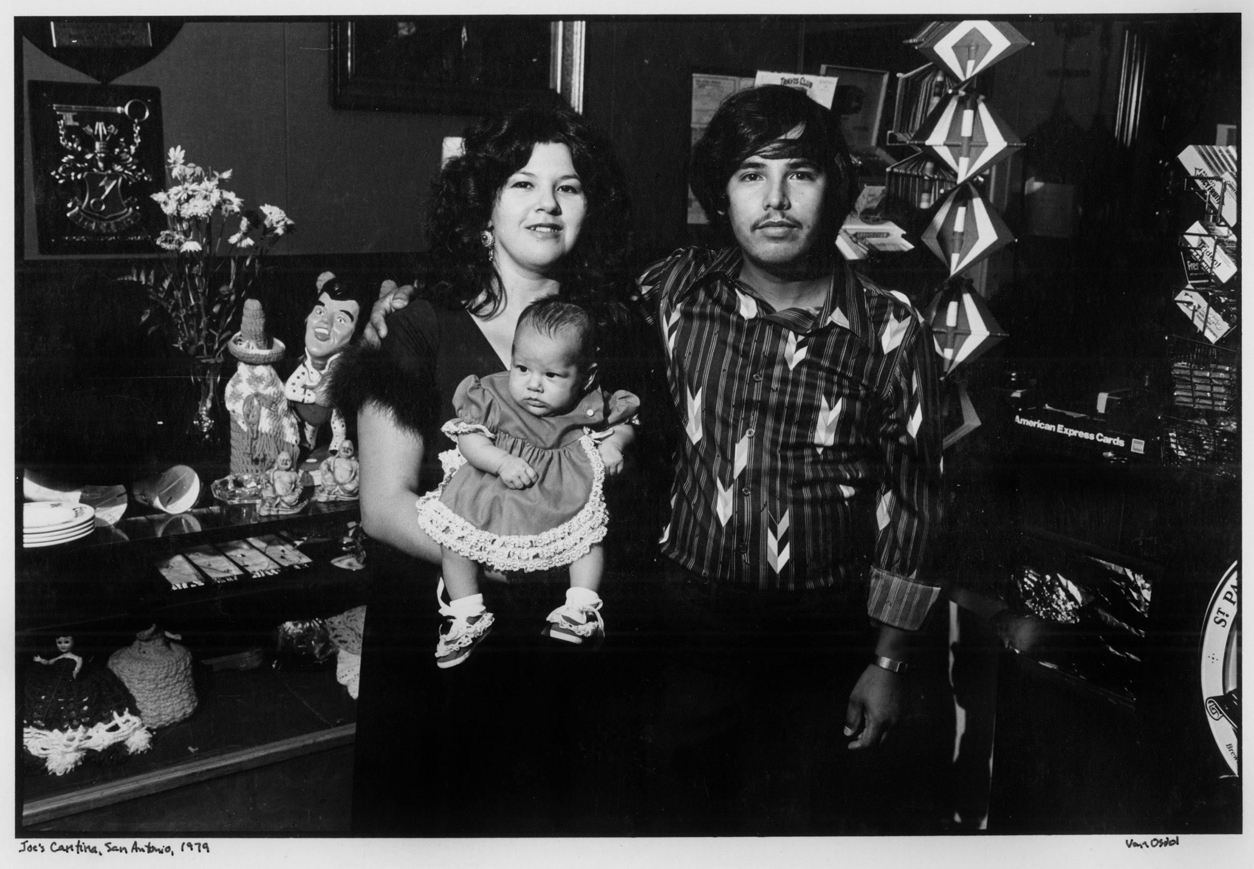 Joe's Cantina, San Antonio, 1979