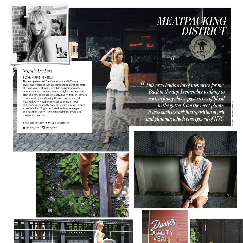 W Magazine  Street:Style