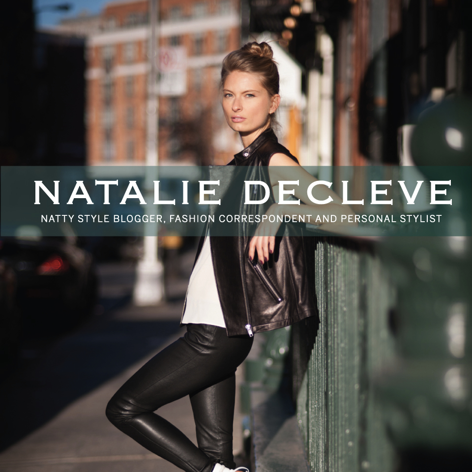 MONIKA CHIANG  Featured blogger & stylist Natalie Decleve