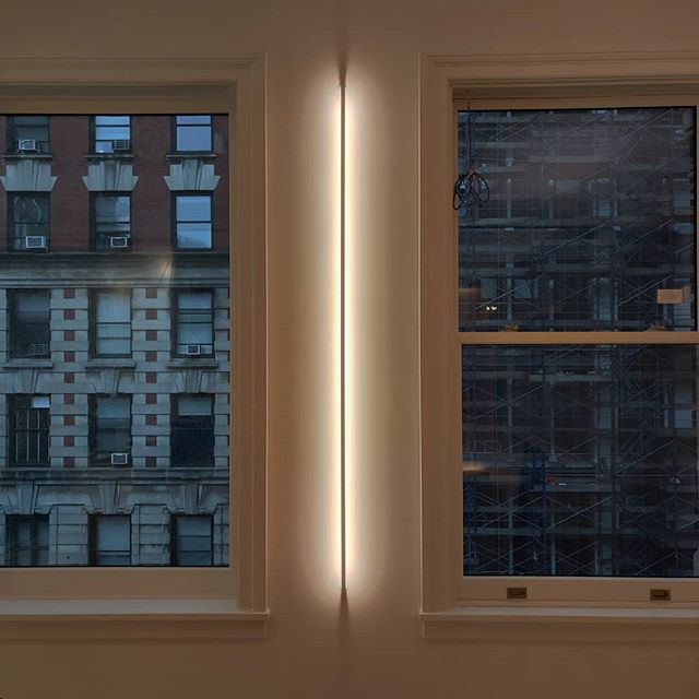 Recreating natural light when it's a miserable gloomy day. #lightingdesign #lighting #interiorlighting #residentialarchitecture #interiordesign #visuallightingtechnolgies