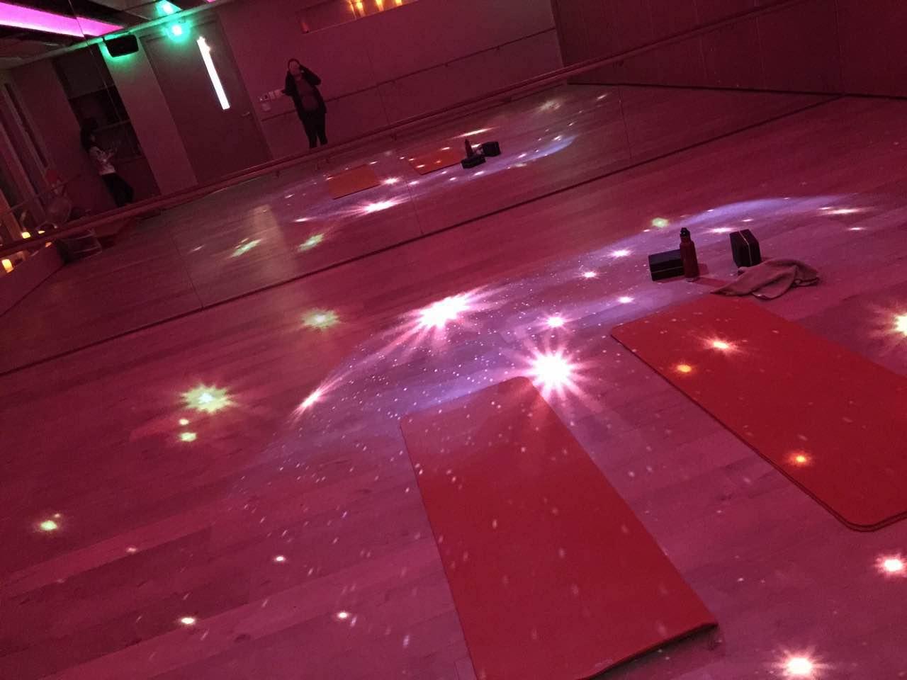 Yoga/Barre room