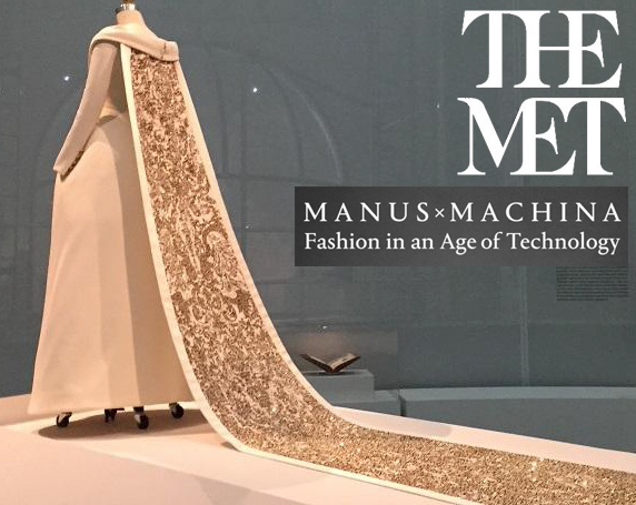 Sound System Designer for  Manus-X-Machina , the Met Gala 2016 exhibit at  The Metropolitan Museum , NYC.