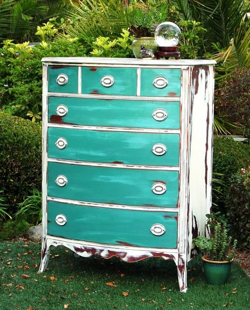 Shabby Shabby Dresser