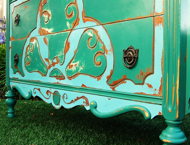 Shabby Deco Detail