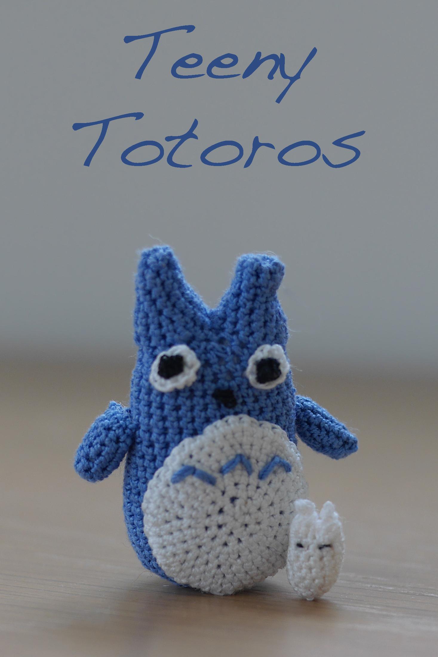 Teeny Totoros