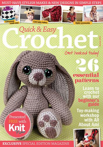 Quick & Easy Crochet, Summer 2014