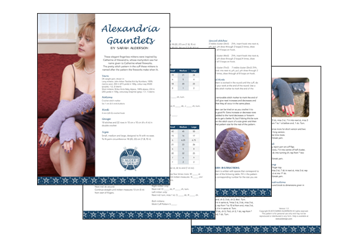 Alexandria Gauntlets Pattern Layout.png