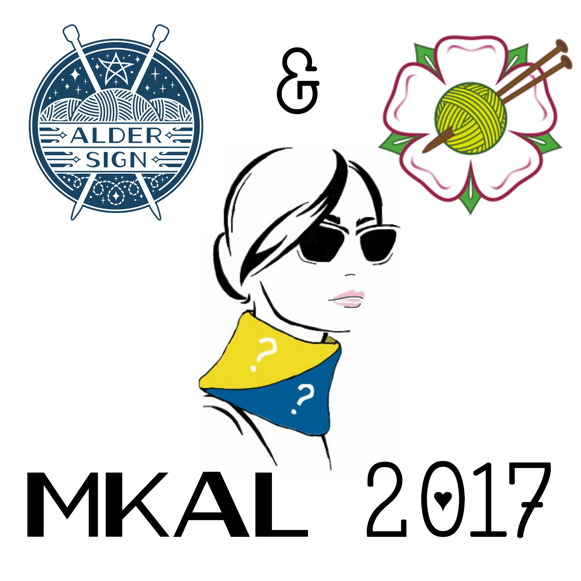 Neck & Neck! MKAL logo