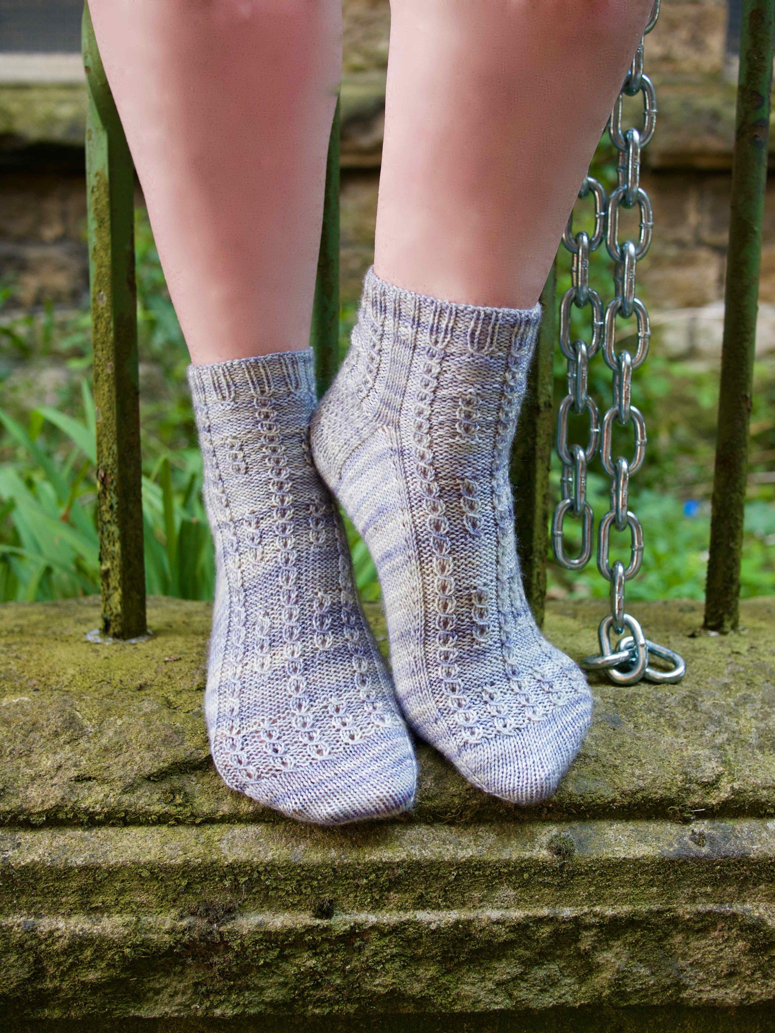 The Chain socks