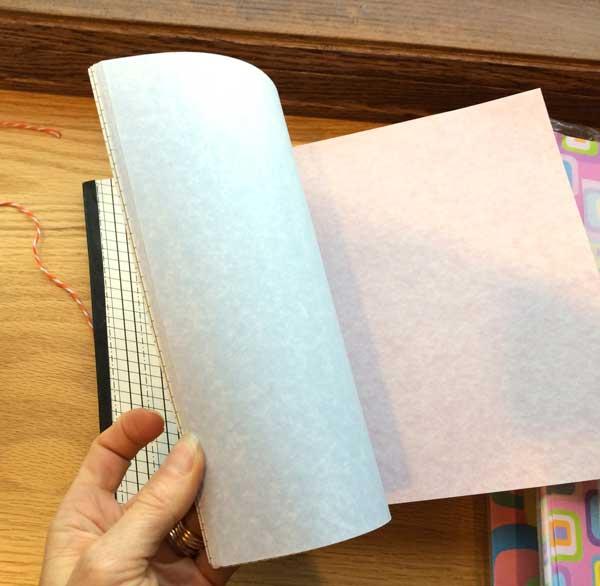 Score! Multi colored parchment paper!!