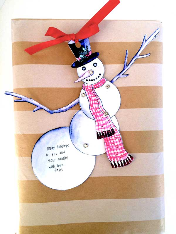 These would make really cute gift tags, too. Plenty of room to write a special note in the body!