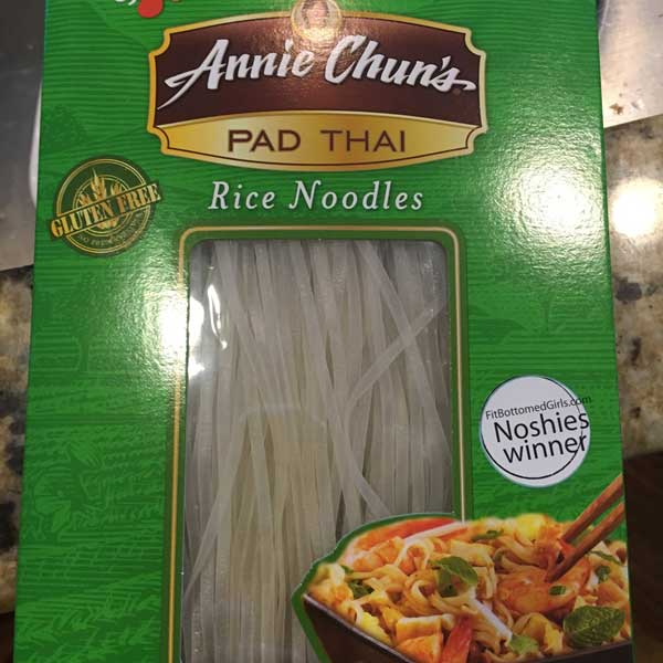 These are the noodles we used. They cooked in about 15 minutes.