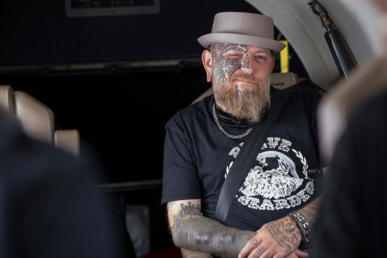 Dave Z. James, artiste-tatoueur