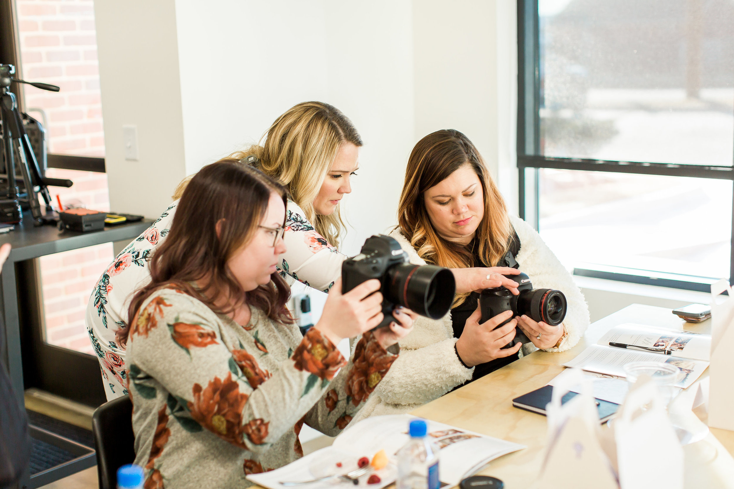 What makes this course different than other courses - Is that lifestyle video is brand new, for us, it has been life changing in our businesses and our own families, and we want to share what we have learned with you.