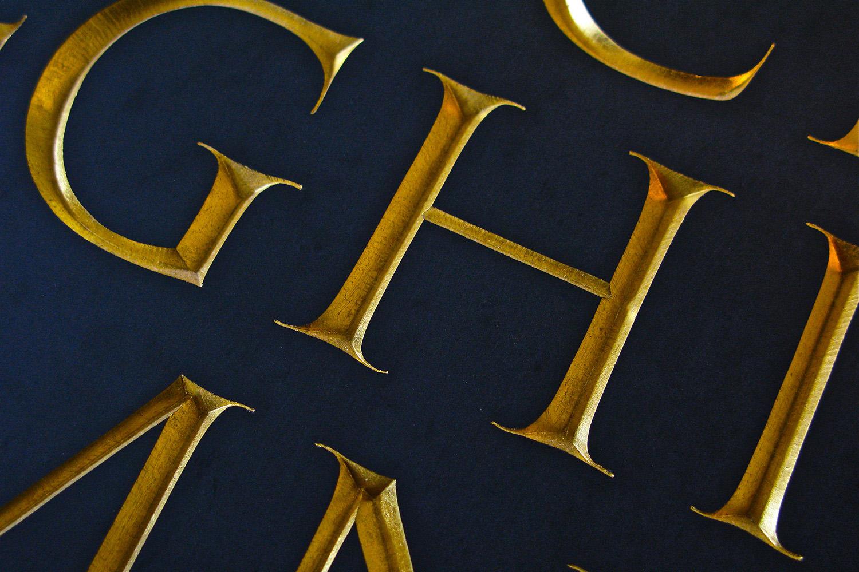 Gilded Slate Alphabet_detail G_H.jpg