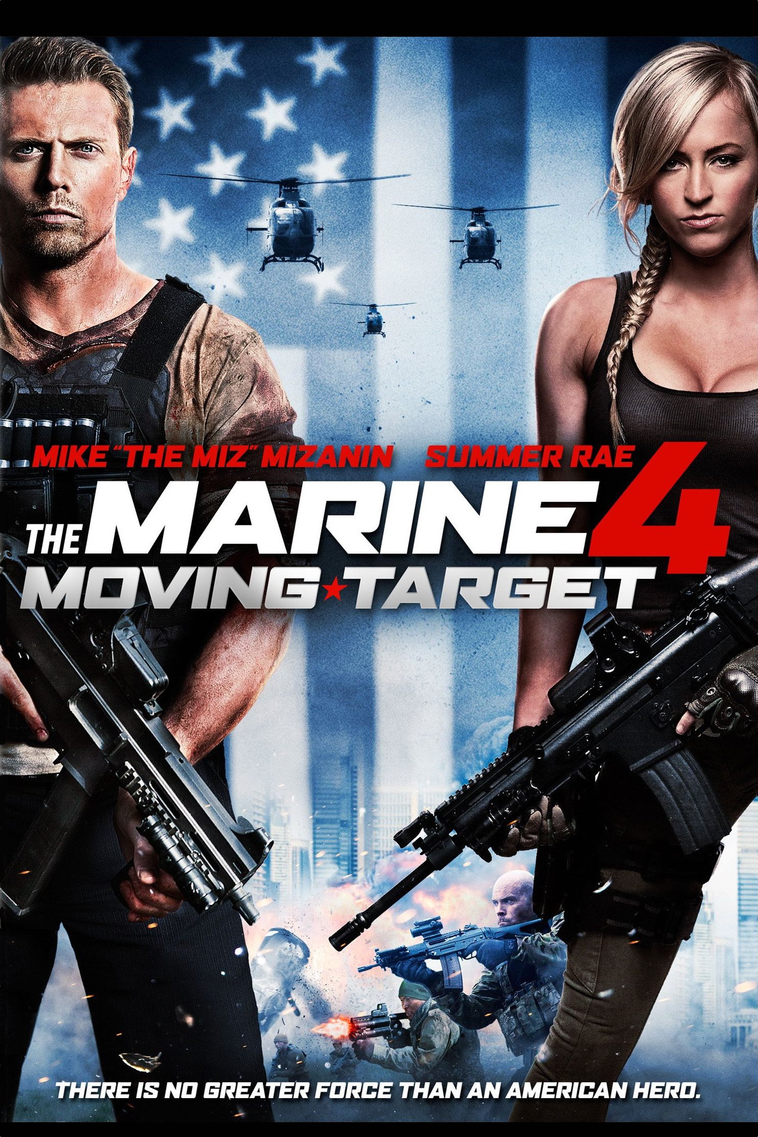 The Marine 4 - Moving Target