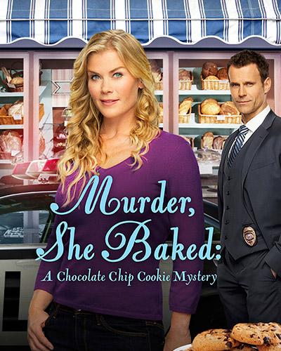 Murder She Baked