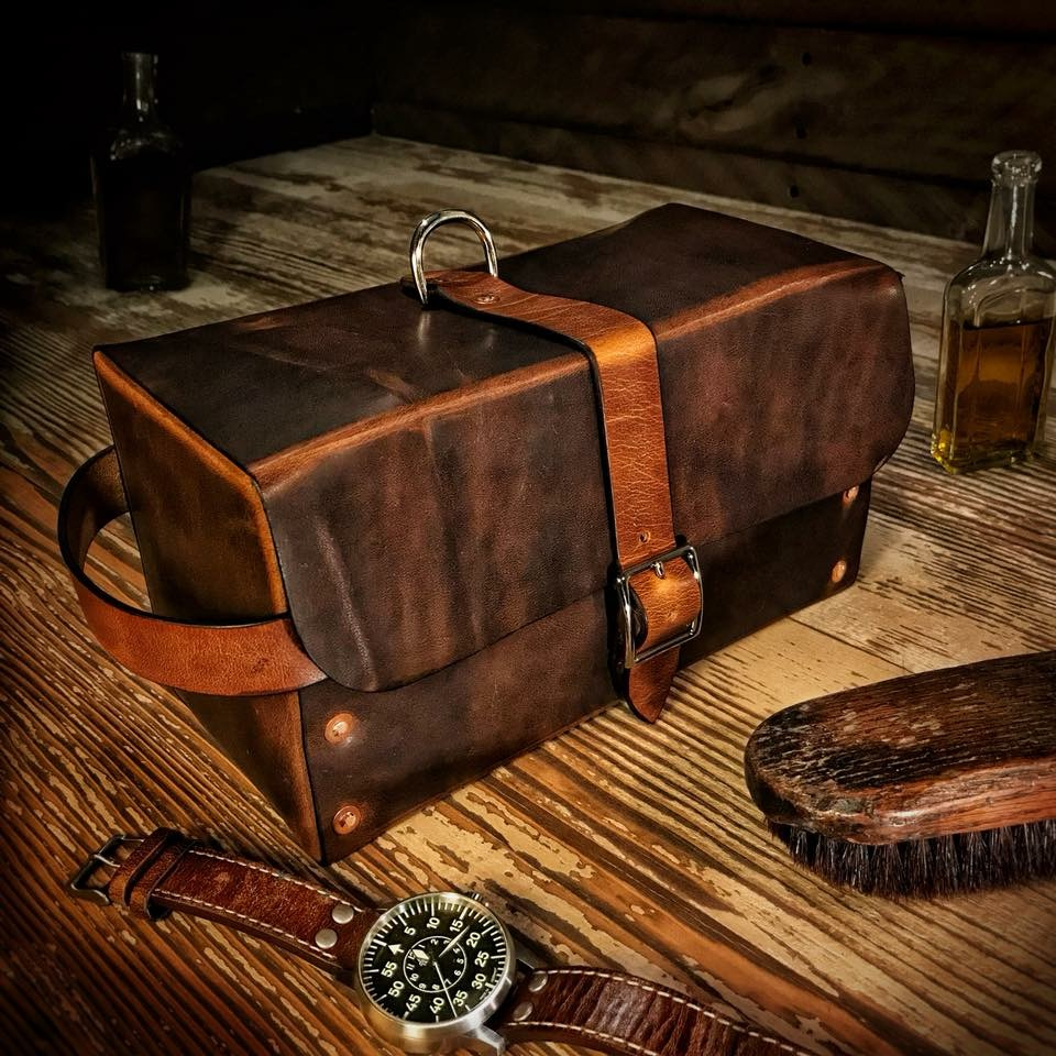 Fleming Dopp Kit