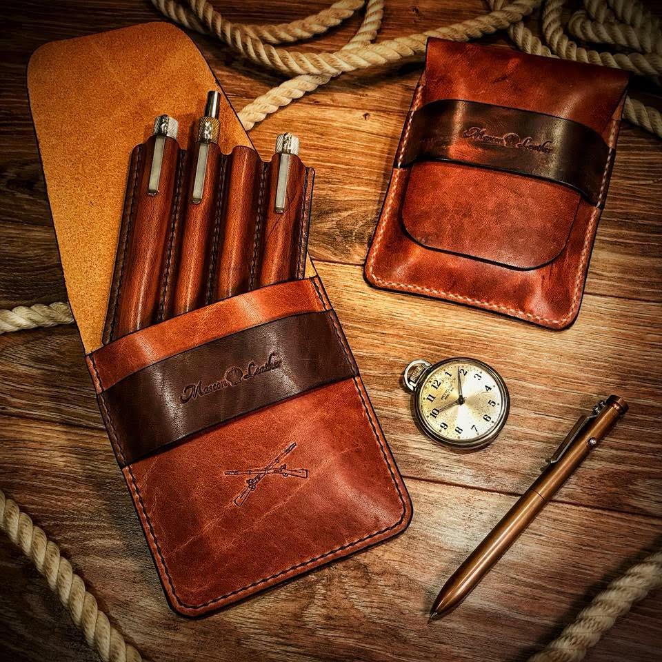 Pen / Cigar Pouch