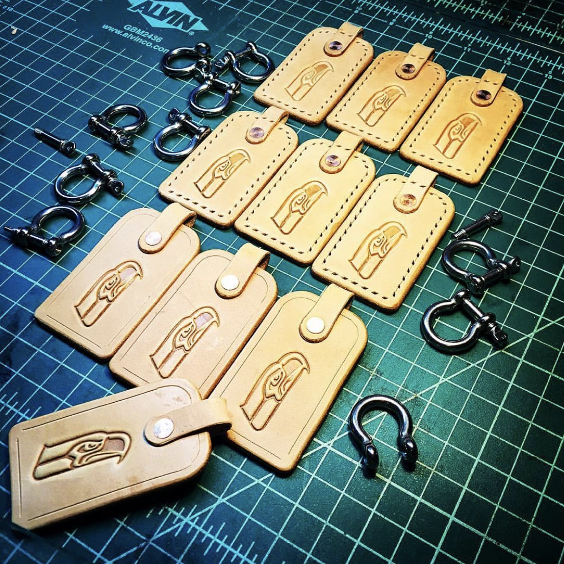 Poe Key Fobs