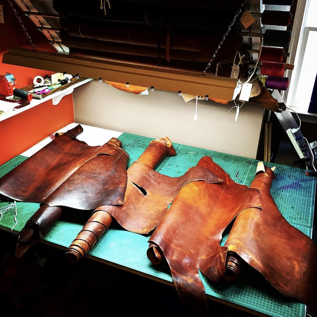 Horween Hide Choices